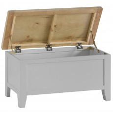 Tilly Blanket Box Grey