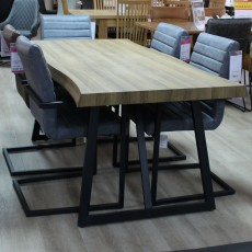 Daintree 6 Person Dining Table + 6 Chairs (Available in Galway & Kilkenny) RRP €1,833 OUR PRICE €869
