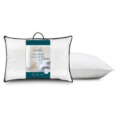 Snuggledown Wash & Dry Me Hollowfibre Firm Pillow