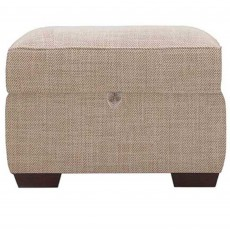 Fredrika Fabric Storage Footstool