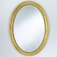 Deknudt Amandine Wall Mirror Gold