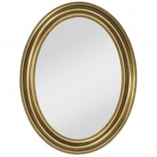 Deknudt Pearl Wall Mirror Gold