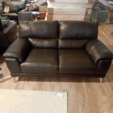 Benevento 2 Seater Sofa Leather SOLD