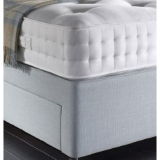 Relyon Royal Edinburgh Pocket Double (135cm) Firm Edge Divan Set