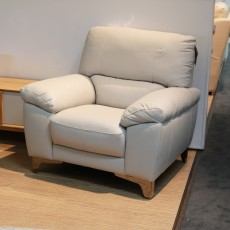 Rubicon Armchair Leather (Availalbe in Kilkenny) WAS €1,298 NOW €379