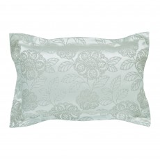 Broomhill Coco Oxford Pillowcase Duck Egg