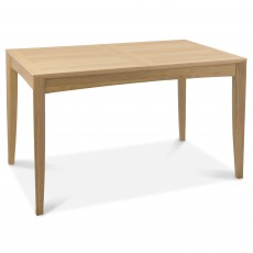 Canneto Oak 4-6 Person Extending Dining Table