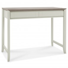 Canneto Grey Washed Oak & Soft Grey Desk