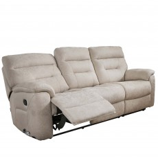 La-Z-Boy Greta Manual Reclining 3 Seater Sofa Mezzo Leather