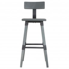 Hunter Bar Stool Elm Grey