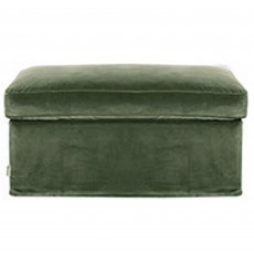 Alexander & James Philosopher Footstool Fabric