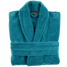 Christy Cosy Robe Small/Medium Poolside