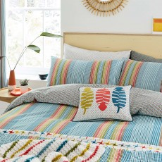 Helena Springfield Macaw Explorer King Duvet Cover Set
