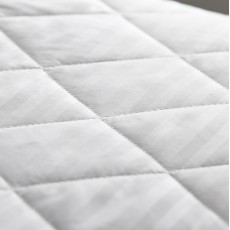 Snuggledown Scandinavian Hollowfibre Single Mattress Protector