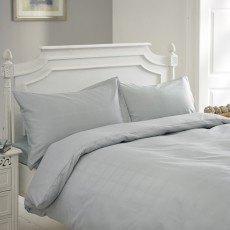 The Lyndon Company Milan King Size Duvet Cover Set Duck Egg