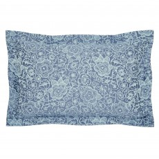 Helena Springfield Sylvie Oxford Pillowcase Blue