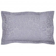 Helena Springfield Sylvie Oxford Pillowcase Lilac