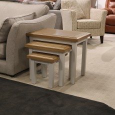 Seychelles Nest of Tables (Available in Galway & Kilkenny) RRP €295 OUR PRICE €159