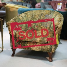 Alexander & James Betsy Accent Chair Fabric SOLD
