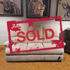 Sherborne Nevada 3 Seater Sofa Fabric (Available in Galway) WAS €1,675 NOW €1,099