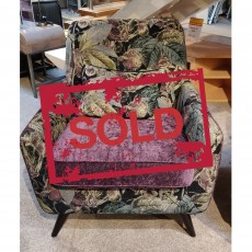 Pedro Accent Chair Fabric SOLD