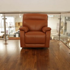 Salvatore Electric Reclining Armchair Leather Category 15(S)