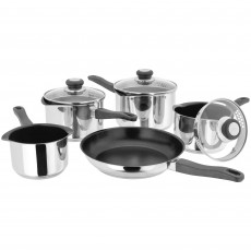 Judge Vista Non Stick 5 Piece Saucepan Set