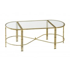 Mindy Brownes Andria Coffee Table Gold