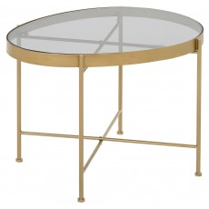 Mindy Brownes Large Austin Table Gold