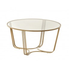 Mindy Brownes Darla Coffee Table Gold