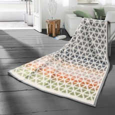 Biederlack Java 150cm x 200cm Throw Multi Coloured