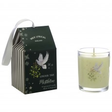 Wax Lyrical Under The Mistletoe 70g Glass Candle