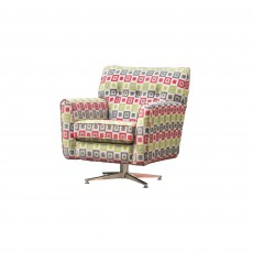 Skyler Swivel Chair Fabric SE