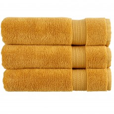Christy Tempo Towel Ochre