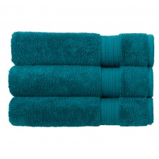 Christy Tempo Hand Towel Lagoon