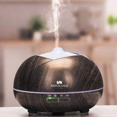 Newgrange Living Aroma Diffuser Dark Wood Grain