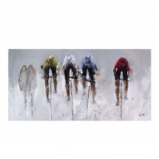 Artko Road Race 100cm x 50cm Picture by Nicole Pletts