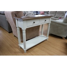 Paradis Painted Console Table