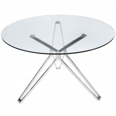 Mindy Brownes 4 Person Round Toulouse Dining Table