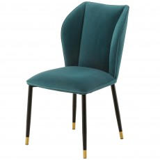 Mindy Brownes Alice Dining/Occasional Chair Fabric Jade