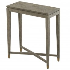 Mindy Brownes Nevada Console Table Wood Grey