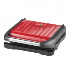 George Foreman 5 Portion Family Grill Red