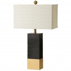 Mindy Brownes Bailey Table Lamp Taupe Shade