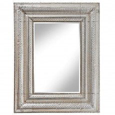 Mindy Brownes Elise Mirror Silver