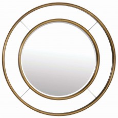 Mindy Brownes Grace Mirror Gold