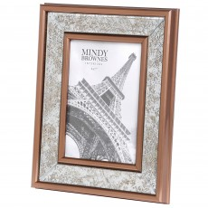 "Mindy Brownes Sarah Photo Frame (5"" x 7"") Rusted Bronze"