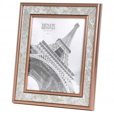 "Mindy Brownes Sarah Photo Frame (8"" x 10"") Rusted Bronze"