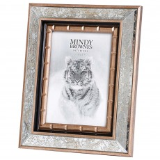 "Mindy Brownes Cindy Photo Frame (5"" x 7"") Copper"