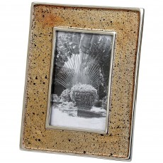 "Mindy Brownes Valentina Photo Frame (4"" x 6"") Gold"