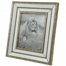 "Mindy Brownes Mia Photo Frame (8"" x 10"") Antique Gold"